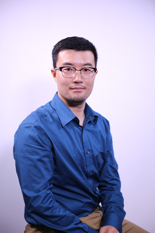 微糖首席营销官王奕照片