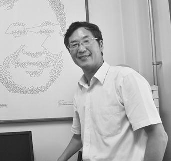 中国科学院院士袁亚湘照片