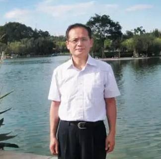 中国科学院院士周向宇照片