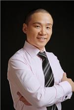 餐饮ERP管理模式研究中心执行长朱明坤照片
