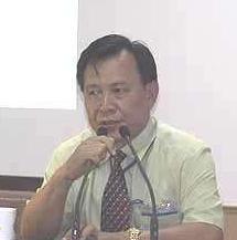北京大学数学科学学院教授李忠照片