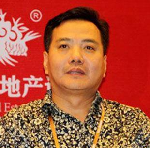 中国民生投资股份有限公司副总裁张志超照片