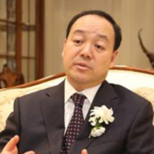美克国际家居用品股份有限公司副董事长陈江