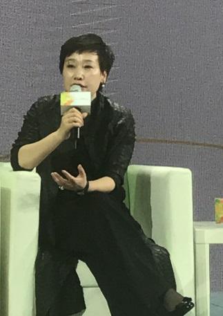 金融街控股集团总裁高靓照片