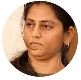 孟买艾杨格瑜伽学院高级讲师Arti Mehta照片