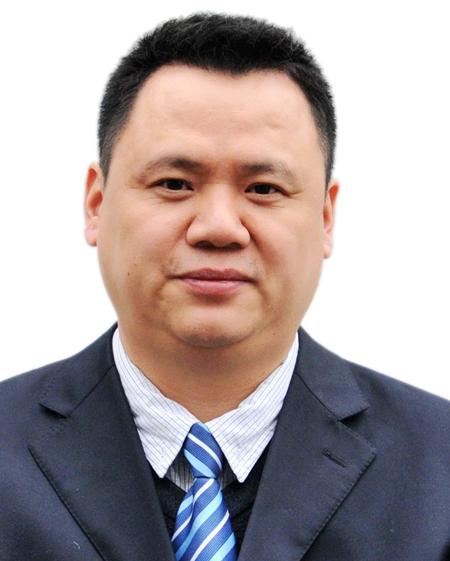 成都三泰控股集团股份有限公司副董事长陈延明照片