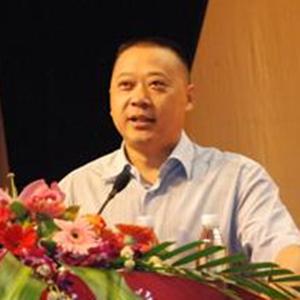 四川蓝光发展股份有限公司副董事长张志成照片