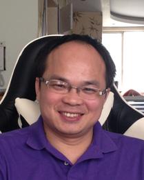 九州云信息科技有限公司首席架构师龚永生照片