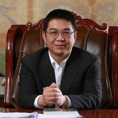 深圳海王集团总裁高锦民照片