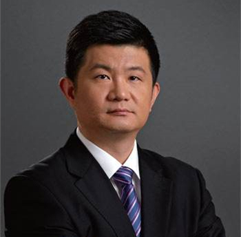 南方基金副总经理李海鹏照片