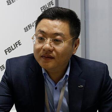 奇瑞汽车营销公司市场与品牌总监薛超照片