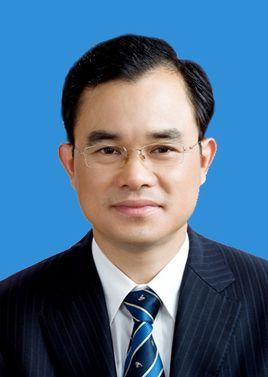 长安汽车总裁朱华荣照片