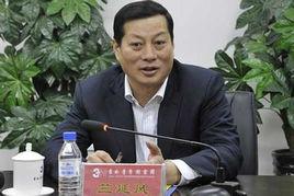 东风汽车公司董事长、党委书记竺延风照片