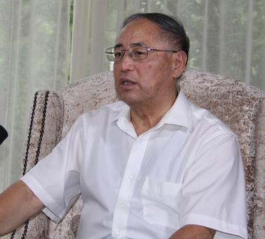中国食品工业协会常务副会长刘治照片