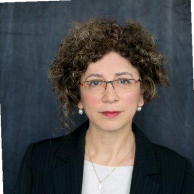 以色列IDE公司高级技术总监Miriam照片