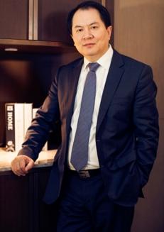 北京首旅酒店(集团)股份有限公司总经理孙坚照片