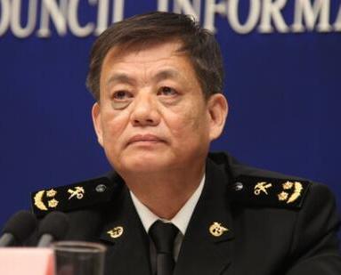 海关总署综合统计司司长黄颂平