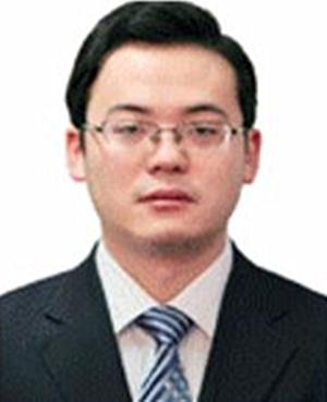 天府新区成都管委会科技发展和宣传策划局副局长张虚怀照片