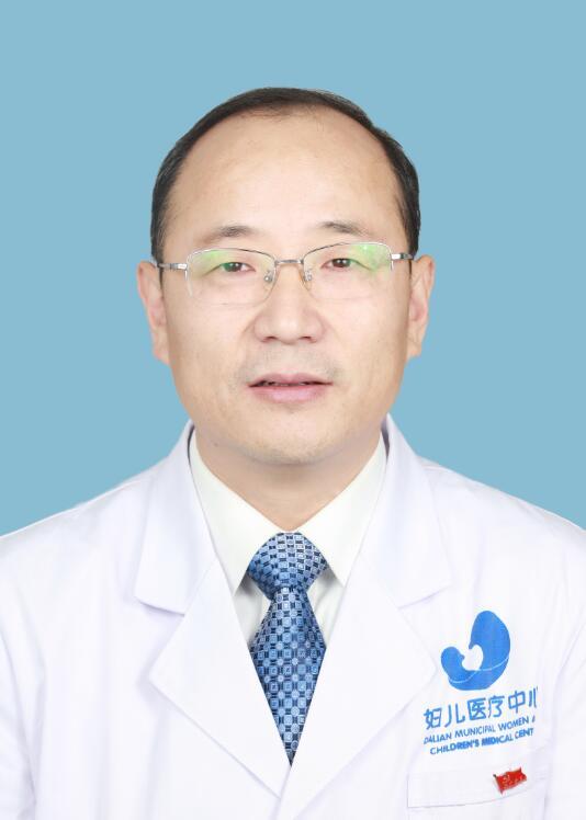 大连市妇女儿童医疗中心院长助理王忠民照片