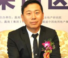 神州天宇集團董事副總經理梅永豐照片