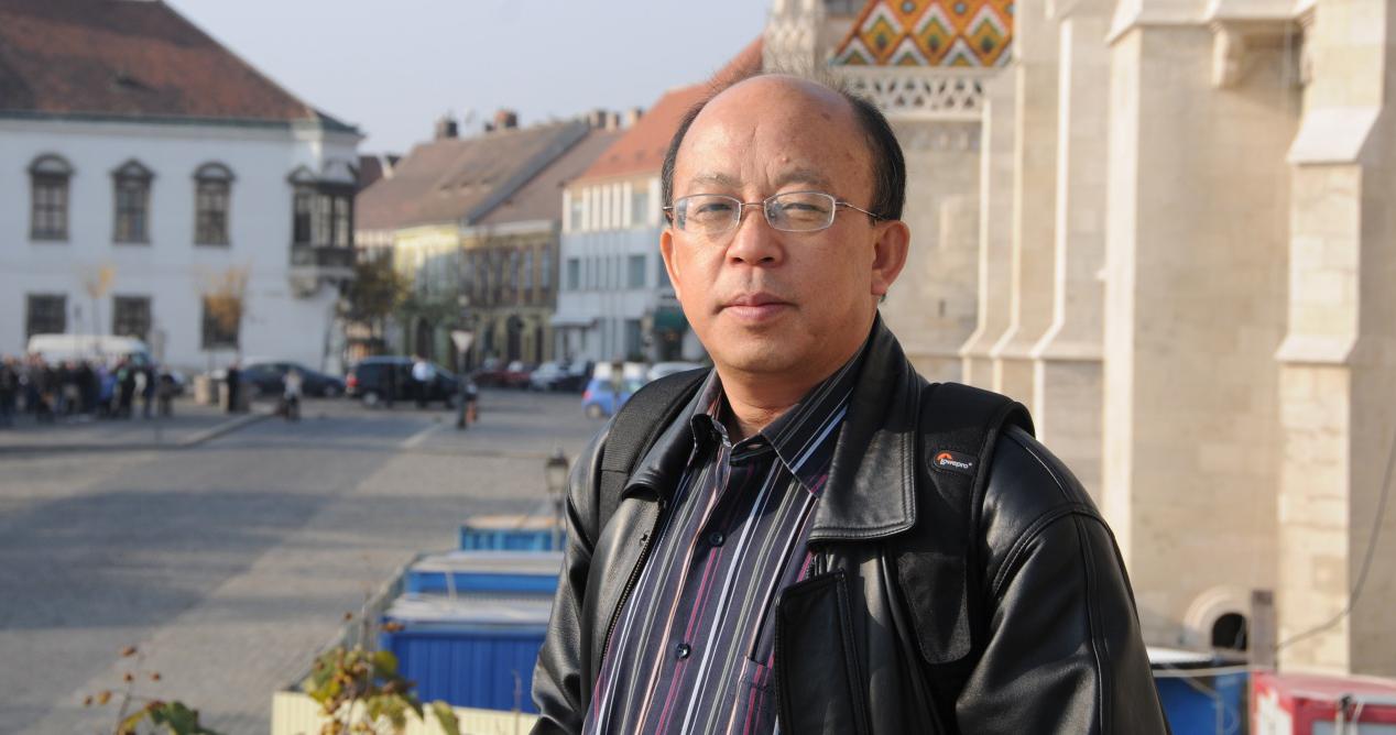 北京大学教授陈跃红
