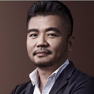 杰尔广告大中华区执行创意总监龙杰琦照片