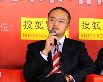 华西证券首席分析师常青 照片