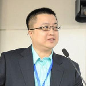 上海华瑞银行行长助理孙中东照片