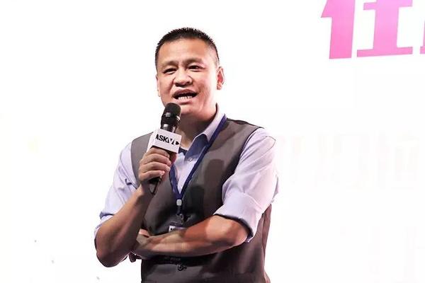 安徽鈺誠控股集團董事張敏照片