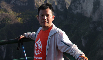 Drupal Commerce 专家布兰卡(张文涛)照片