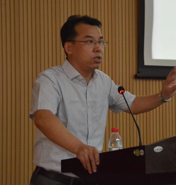 华北电力大学环境科学与工程系教授马双忱