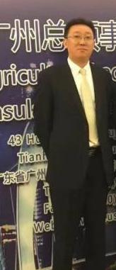 保利若比邻超市事业部总经理朱东生照片
