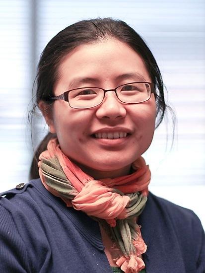 俄亥俄州立大学计算机科学与工程系助理教授Chunyi Peng照片