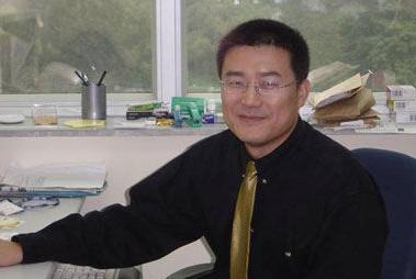 北京航天航空大学软件学院院长孙伟照片