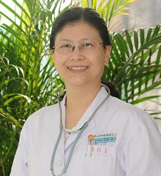 南方医科大学附属佛山妇幼保健院教授郭晓玲照片