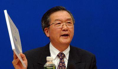 中國宋慶齡基金會副主席張文康照片