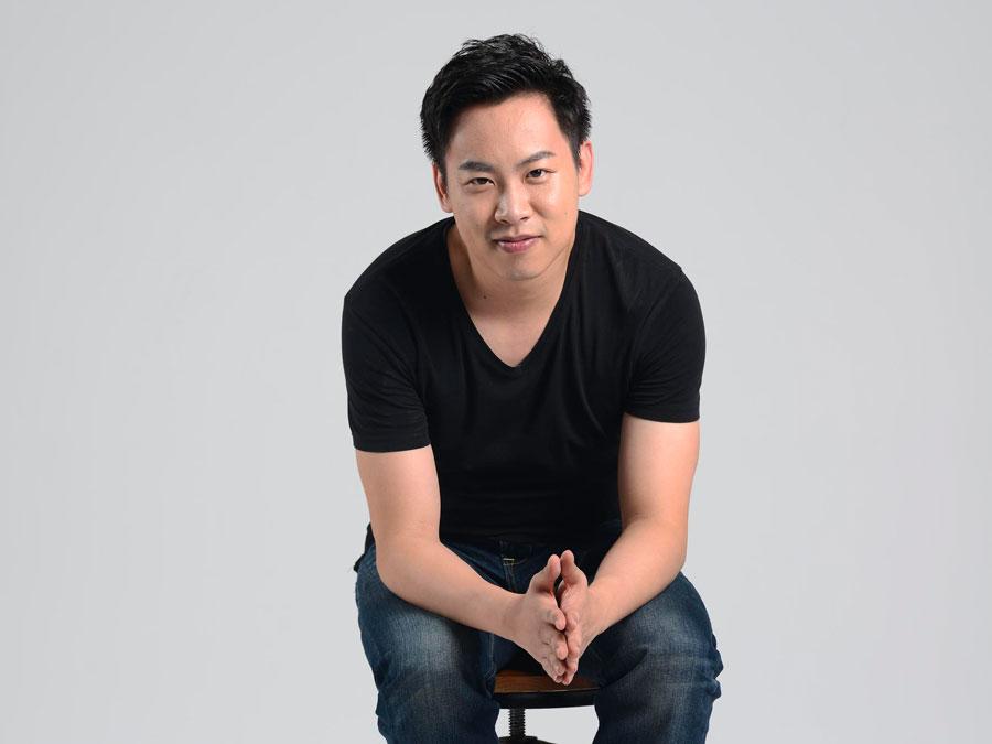 Ping++  创始人金亦治照片
