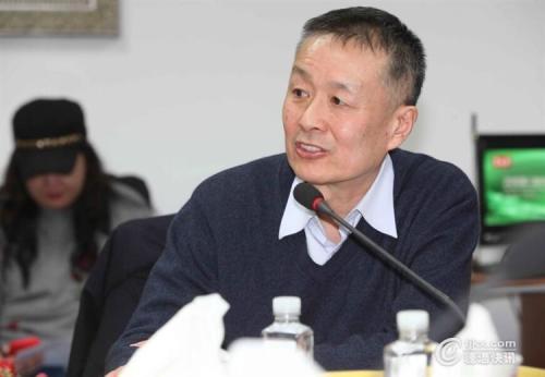 中国保健协会副秘书长黄建生照片