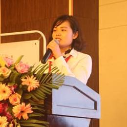 Blum百隆(中国)有限公司广州分公司经理成玲照片