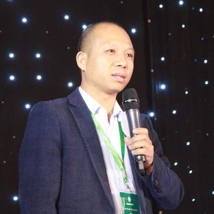 广东三维家信息科技有限公司销售第三事业部总经理许加富照片
