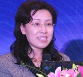 中房协商业与旅游地产地产委员会秘书长蔡云照片