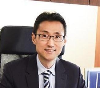 平安普惠副总裁倪荣庆照片