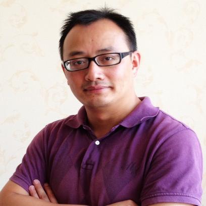 用友网络副总裁兼云市场事业部总经理傅毅照片