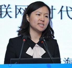 中国信息通信研究院互联网法律研究中心主任李海英照片