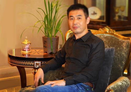 中国奢侈品协会会长蔡苏建