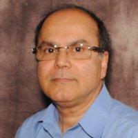 美国默克首席科学家Musaddeq Hussain照片