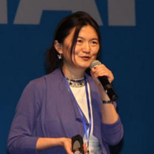 恩派公益组织发展中心(NPI)副主任丁立照片