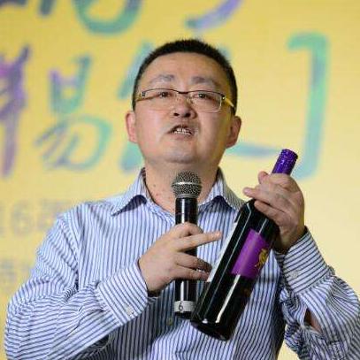 张裕集团副总裁孙健照片