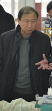 上海柴油机股份有限公司副总经理钱俊照片