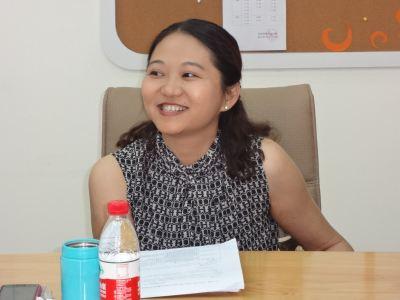 杭州市教研室教研员汪劲秋照片